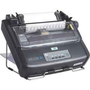 TVS MSP 250 Star Black Dot Matrix Monochrome Printer