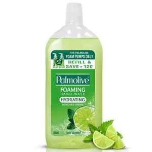 Palmolive 500ml Lime & Mint Hydrating Foaming Liquid Wash