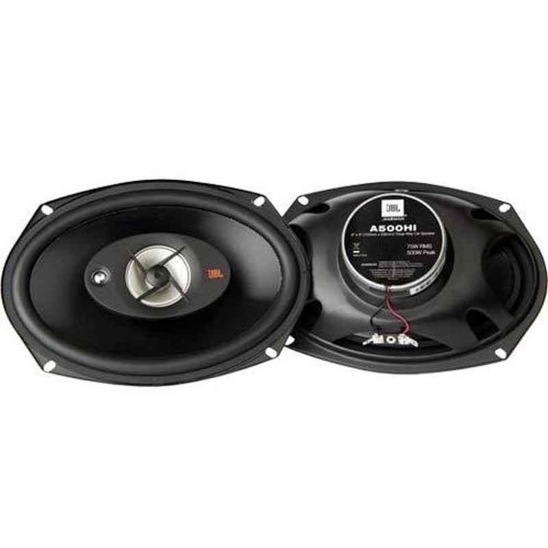 JBL A500HI 500W 3 Way Coaxial Car Speaker Set