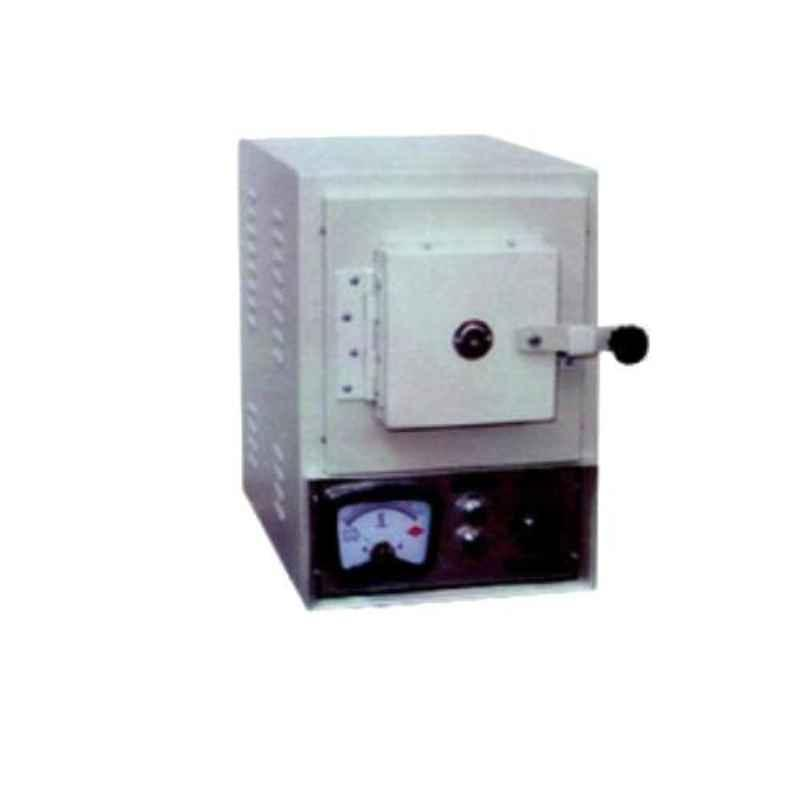 Labpro Digital Temp Indicator-Cum-Controller Instead Of Energy Regulator And Pyrometer for 125Labpro Rectangular Muffle Furnace Laboratory Model