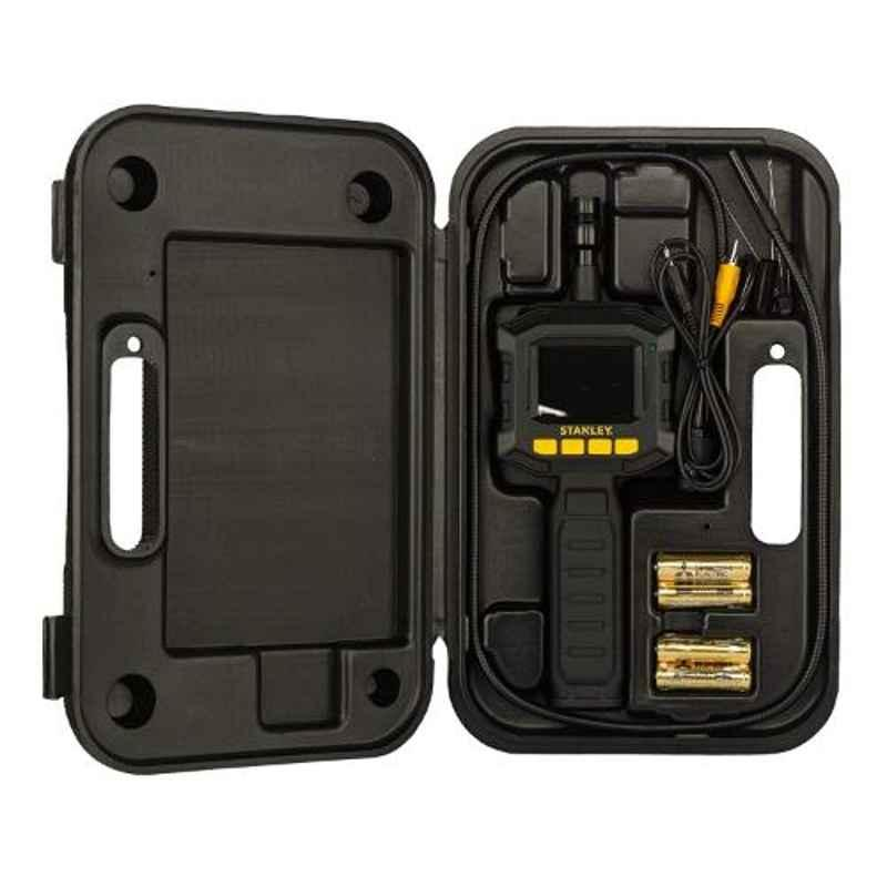 Stanley STHT0-77363 Water & Dust Resistant Inspection Camera with 2.3 inch LCD Screen