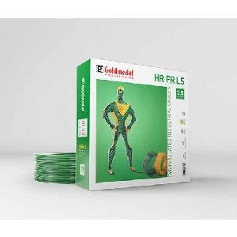 Goldmedal PVC Wire 06101GREN 1100V