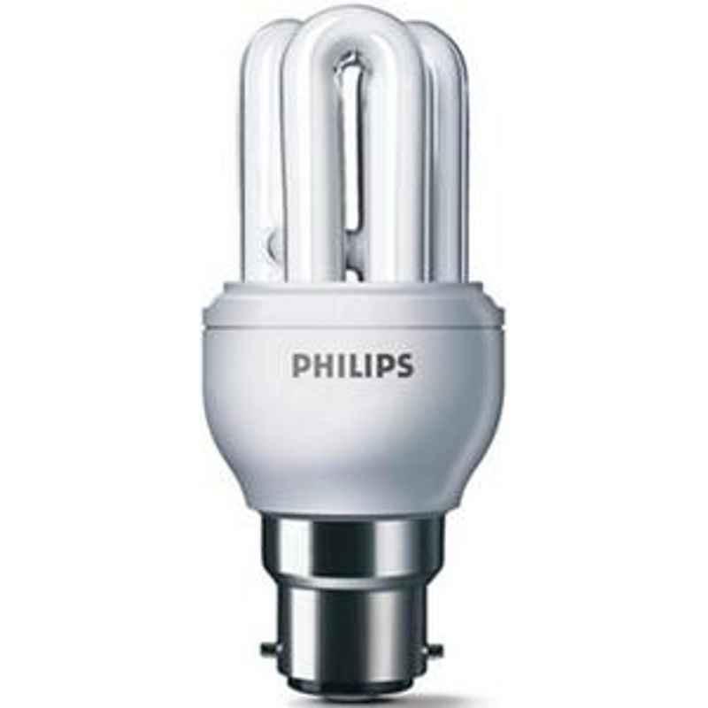 Philips 8W B-22 3U CFL