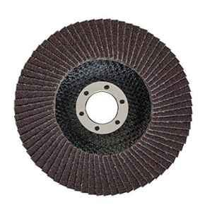 Bosch 100x16mm 60 Grit Flap Disc for Metal, 2608601668