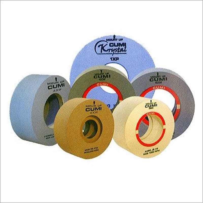 Cumi A463 ROS Cylindrical Wheel, Size: 450x65x254 mm
