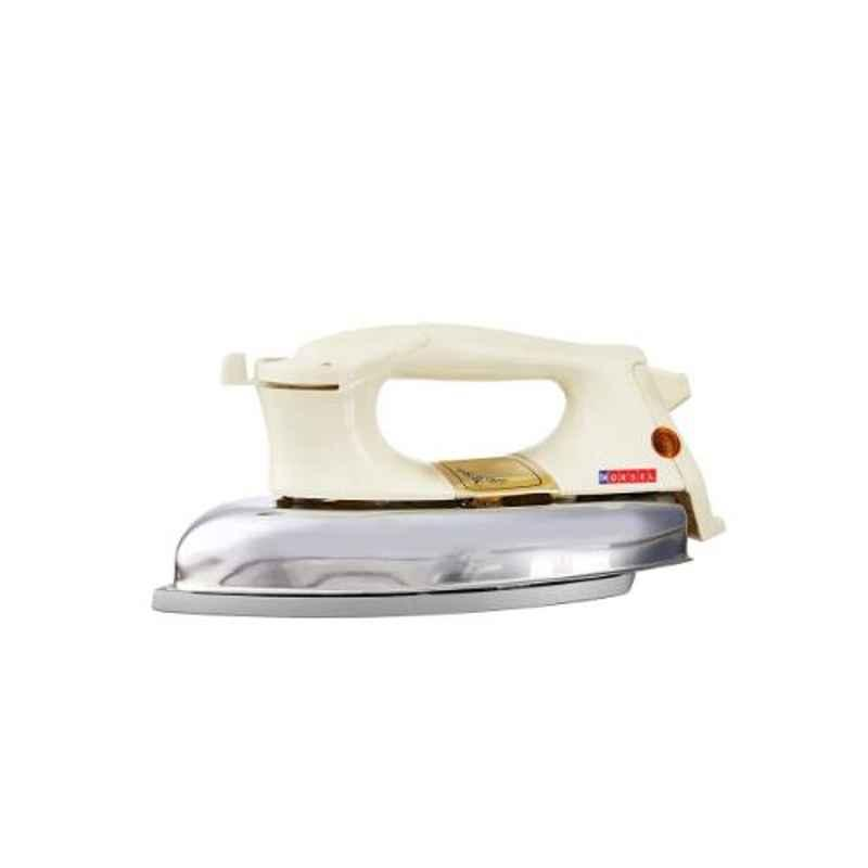 Morsel Plancha-001 750W White Heavy Weight Dry Iron