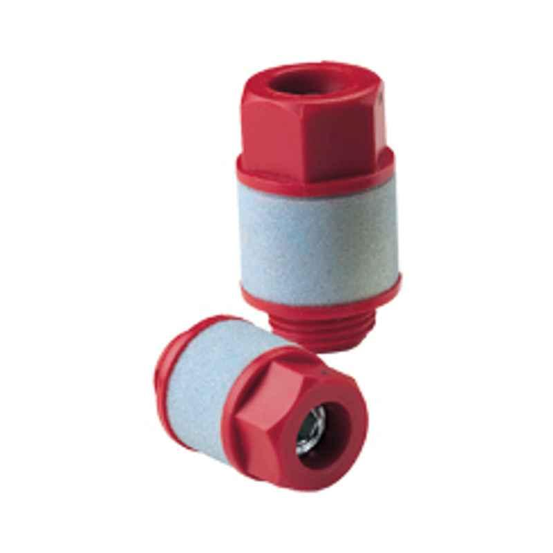 Norgren 3/8 inch T20 Exhaust Flow Regulator/Silencer, T20C3800