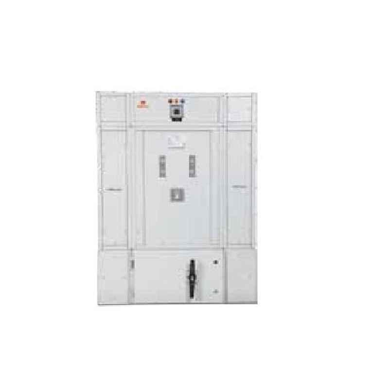 Havells 400A 6 Ways Single Door Four Pole CN G Frame Panel Boards O-G MCCB, IHVGF40006