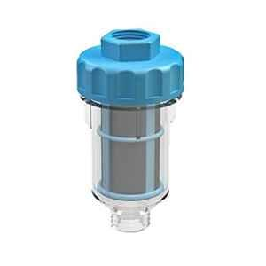 Water Science IRIS Standard Blue Washing Machine Filter with Hard Water Protection, WMF-617