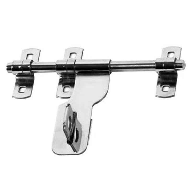Smart Shophar 8 inch Stainless Steel Silver Lonley Aldrop, SHA40AL-LONL-SL08-P2 (Pack of 2)