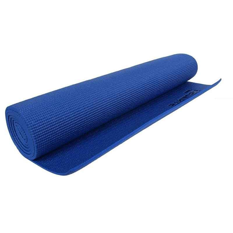 Strauss 1730x610x6mm Blue Yoga Mat with Cover, ST-1001