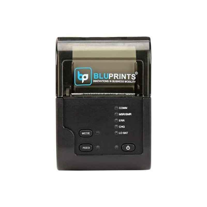 BluPrints AEM2BT 2 inch 58mm Bluetooth Enabled Mobile Thermal Receipt Printer
