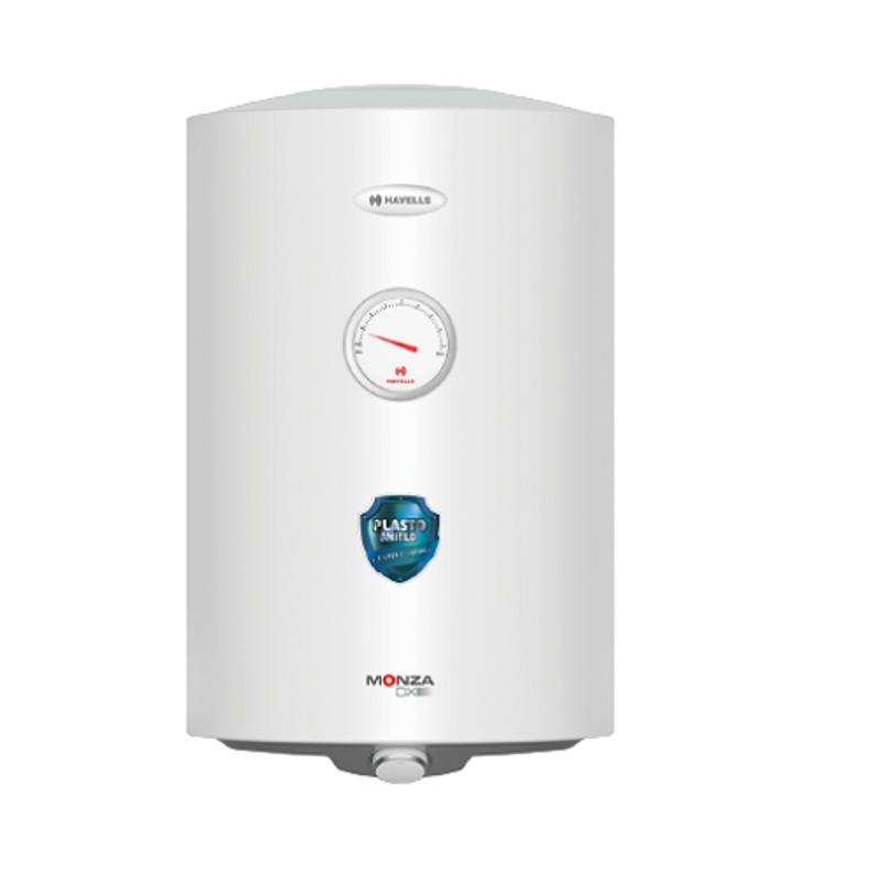 Havells Monza DX 50L 2000W White Storage Water Heater, GHWAMGSWH050