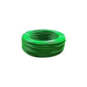 Urostar Livcare 1.5 Sqmm 90m Green Single Core Unsheathed Multistrand Cable, URLCHW150