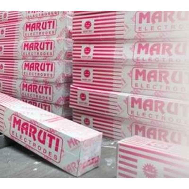 Maruti 66 2.5x350mm Mild Steel Welding Electrode 20kg Bag