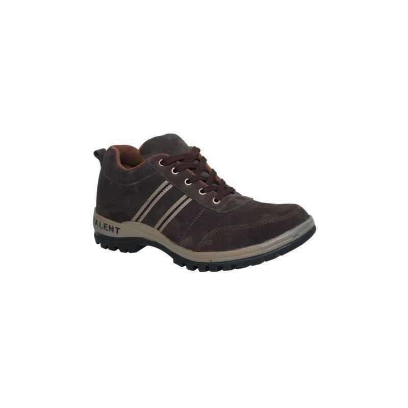 Kavacha Hertz-03 Steel Toe Safety Shoes, Size: 6