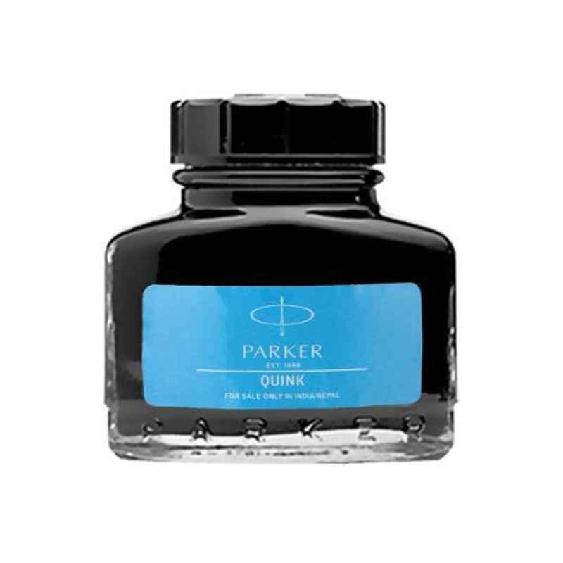 Parker Quink Blue Ink Bottle for Fountain Pen