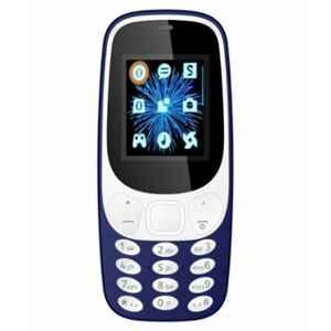 I Kall K3310 Dark Blue Feature Phone