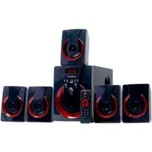Krisons Redblast 5.1 Channel Black Bluetooth Home Theater