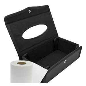 Nikavi Leather Portable Fancy Tissue Box Cover