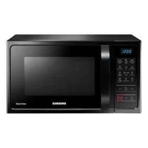 Samsung 28L 1400W Black Convection & Grill Microwave Oven, MC28H5013AK