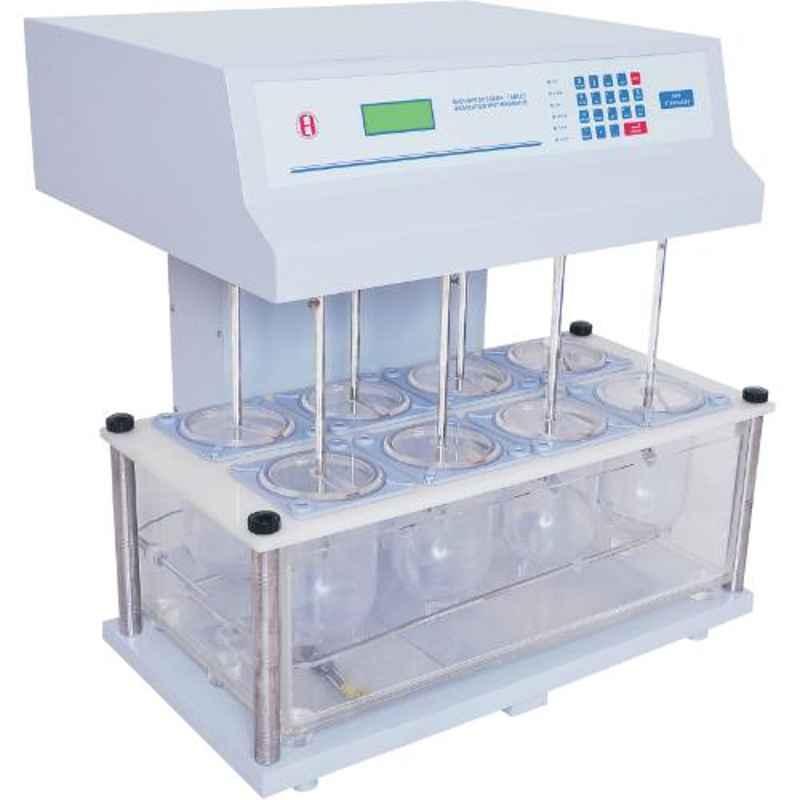 Electronics India 1918 Microprocessor Dissolution Test Apparatus