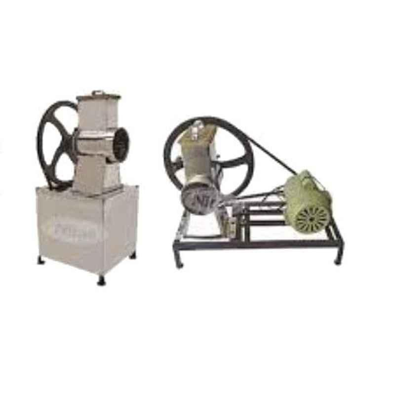 Shree Chamunda 29x30x17 inch 45kg Kadukas Bhuka Machine