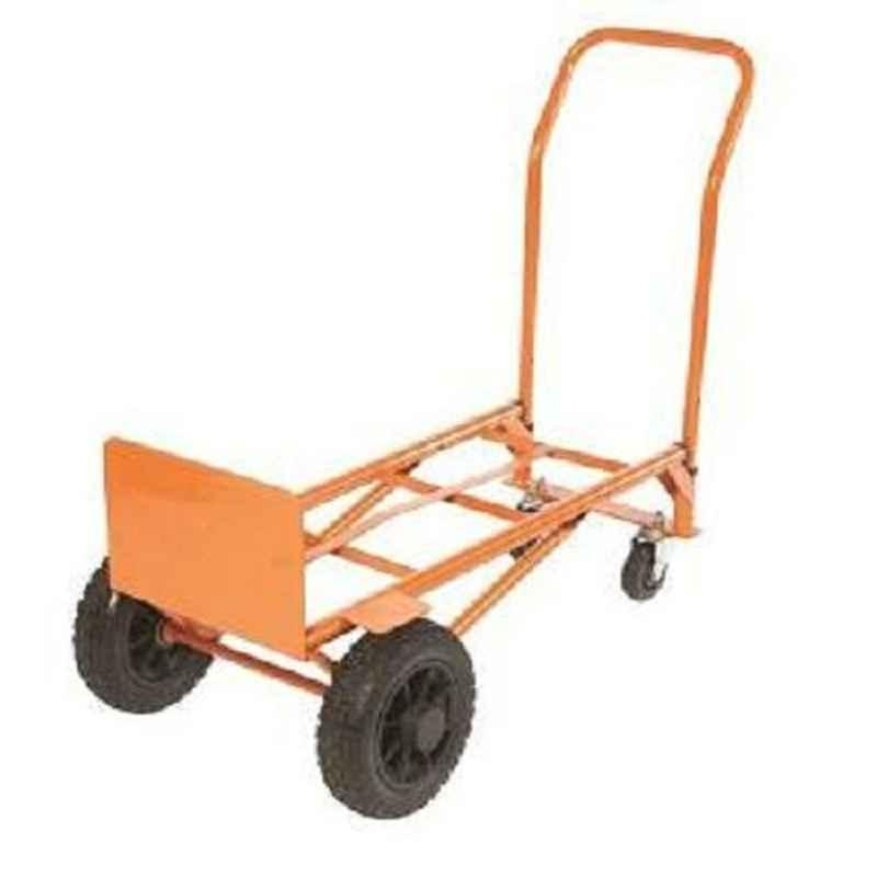 Bigapple 200kg & 300kg Capacity King Iron Trolley with 2 Way Functionality