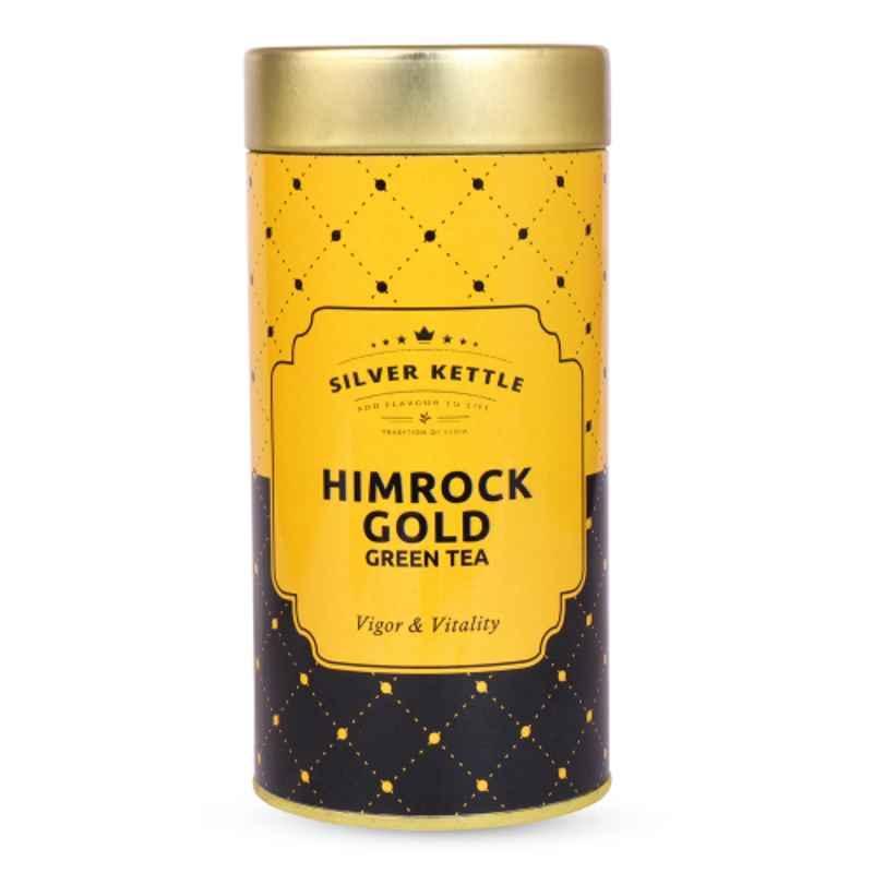 Silver Kettle Himrock 75g 100% Natural Plant Based Green Tea