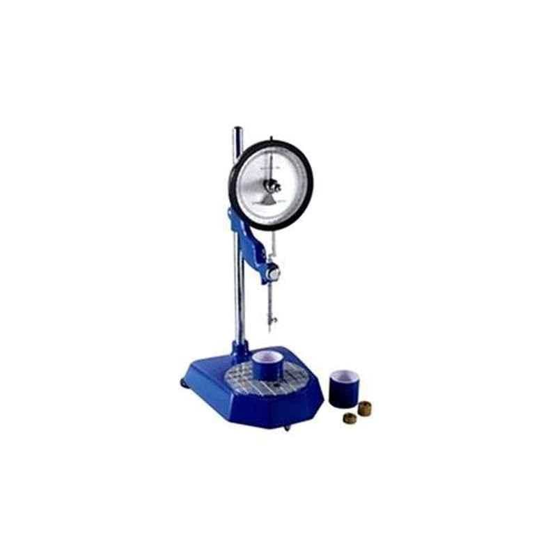 U-Tech Penetrometer Hollow Type Apparatus with Container & Weight Having Peneteration Cone, SSI-405