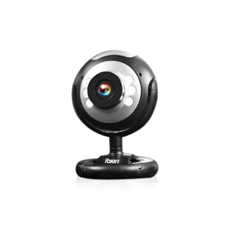 Foxin WEB VISION 30MP Web Camera with in Built Mic