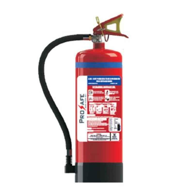 Prosafe BC 6kg Stored Pressured Fire Extinguisher with ISI Mark, PRPQD-6