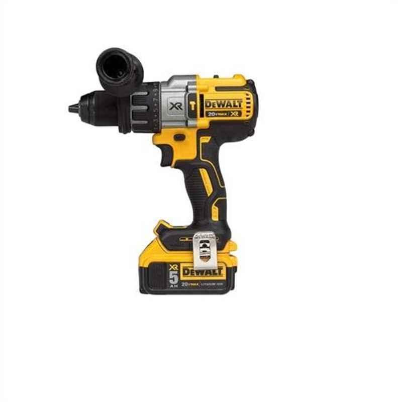 Dewalt Max XR 20V Cordless Brushless Hammer Drill & Driver Kit, SBR20M2K-B1
