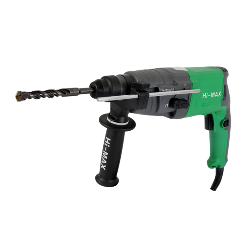 Hi-Max 1000rpm Rotary Hammer, IC-072, 500W