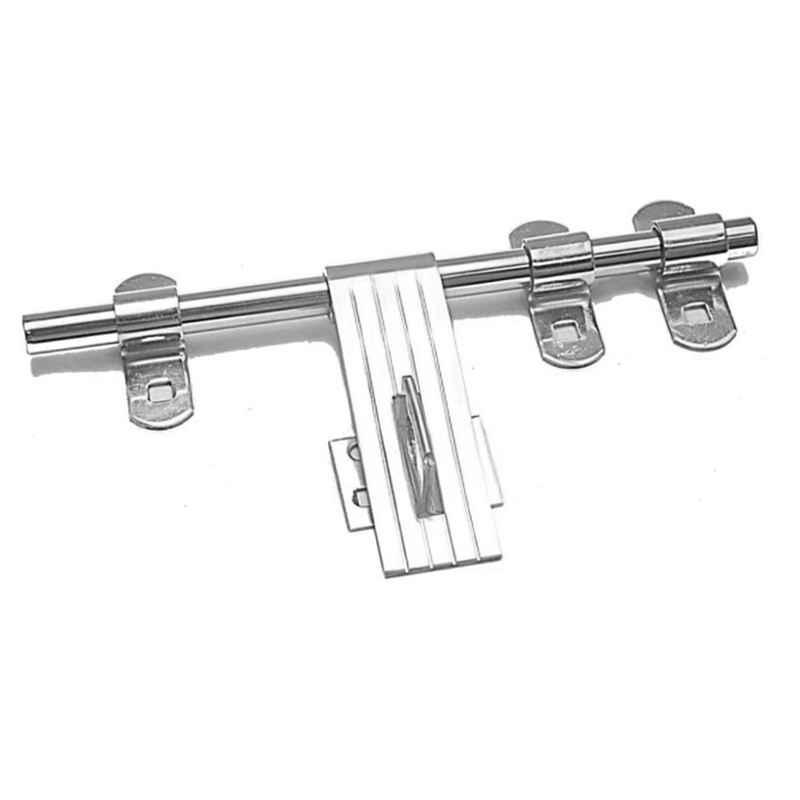Smart Shophar 8 inch Stainless Steel Silver Rider Aldrop, SHA40AL-RIDR-SL08-P1