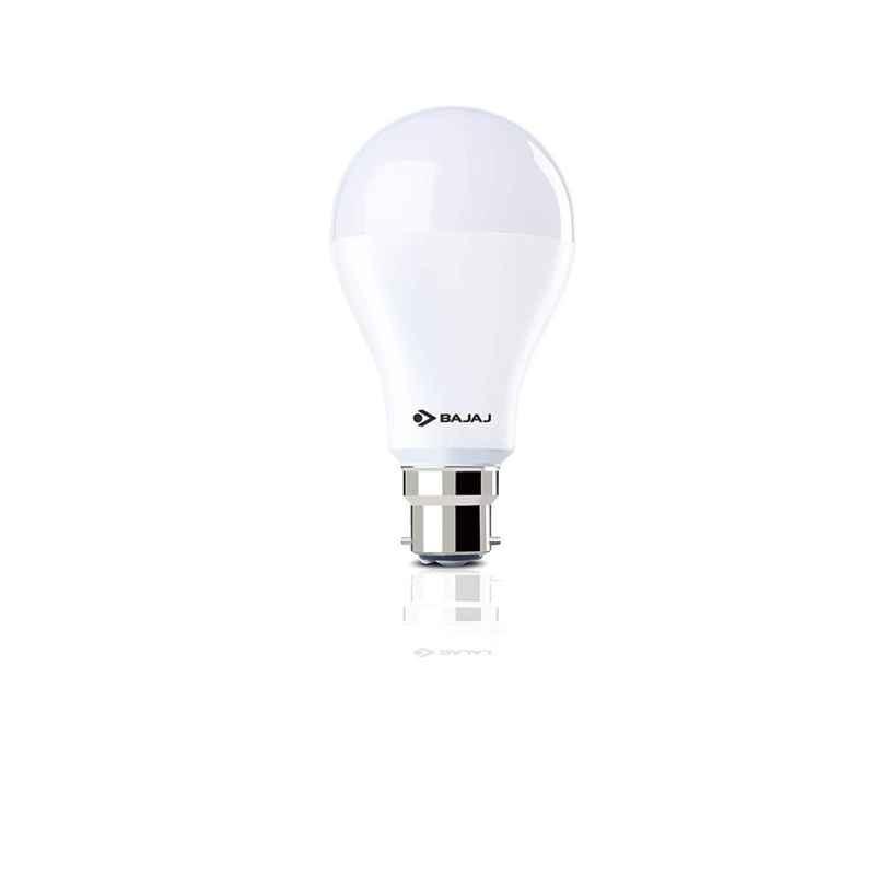 Bajaj 15W B22 Cool Day Glass LED Bulb, 830068 (Pack of 3)