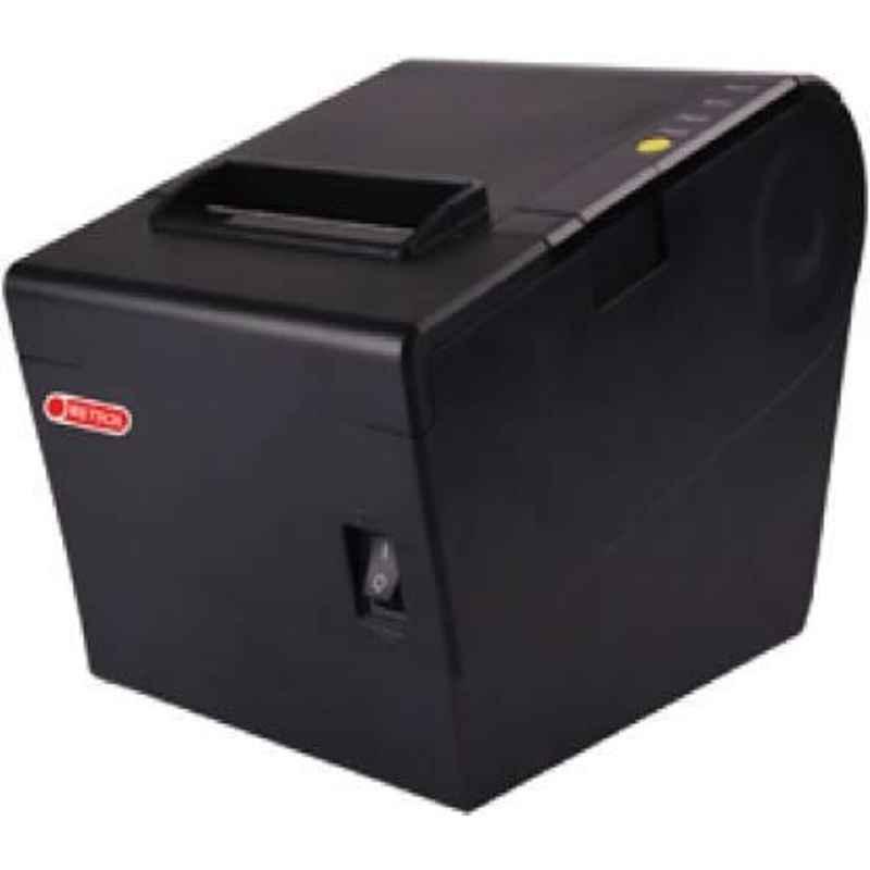 Retsol TP-806 Black USB Single Function Thermal Printer