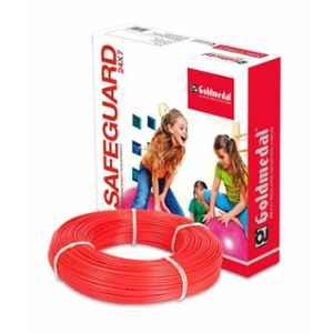 Goldmedal 180m 6 Sqmm Red FR PVC Wire
