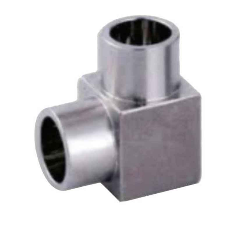 SFI 1 inch Stainless Steel CF8 Elbow for Investment Casting Pneumatic Pipe Fitting