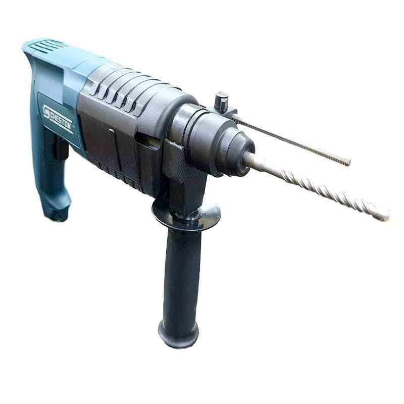 Cheston 20mm 500W Rotary Hammer Drill Machine with 3 Pieces Drill Bits