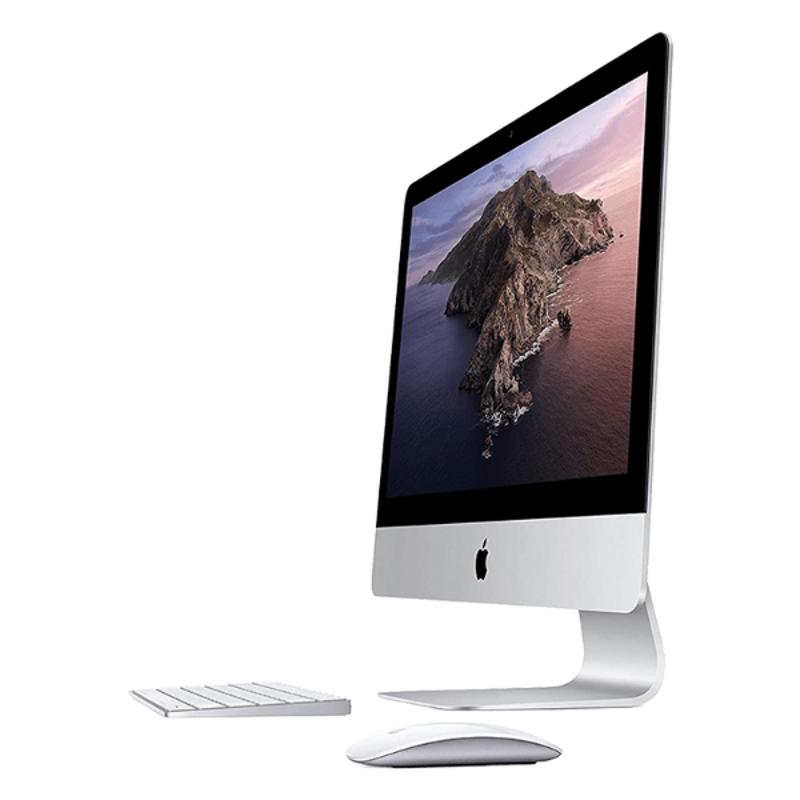 Apple 21.5-inch iMac: 2.3GHz dual-core 7th-generation Intel Core i5 processor, 256GB, 8GB-White, MHK03HN/A