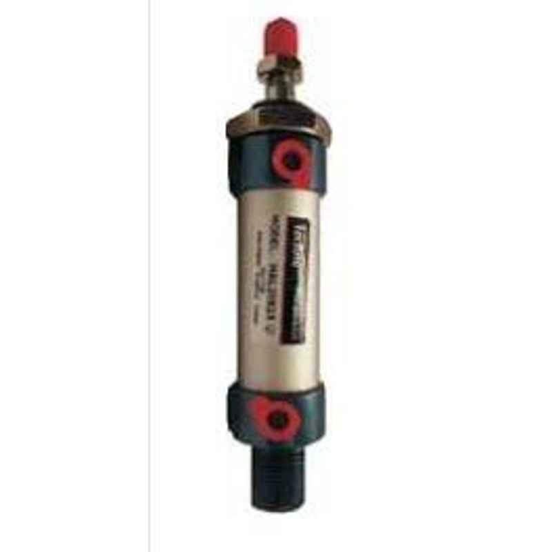 Techno MAL Series Double Acting Mini Cylinder 16 mm Bore 125 mm Stroke