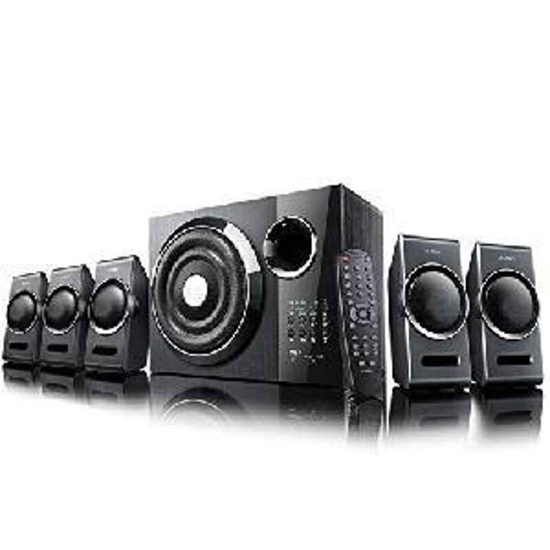 F&D F3000X 5.1 Channel Multimedia Bluetooth Speakers Black