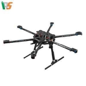Tarot FY680 Carbon Fiber Hexacopter Foldable Frame, TL68B01