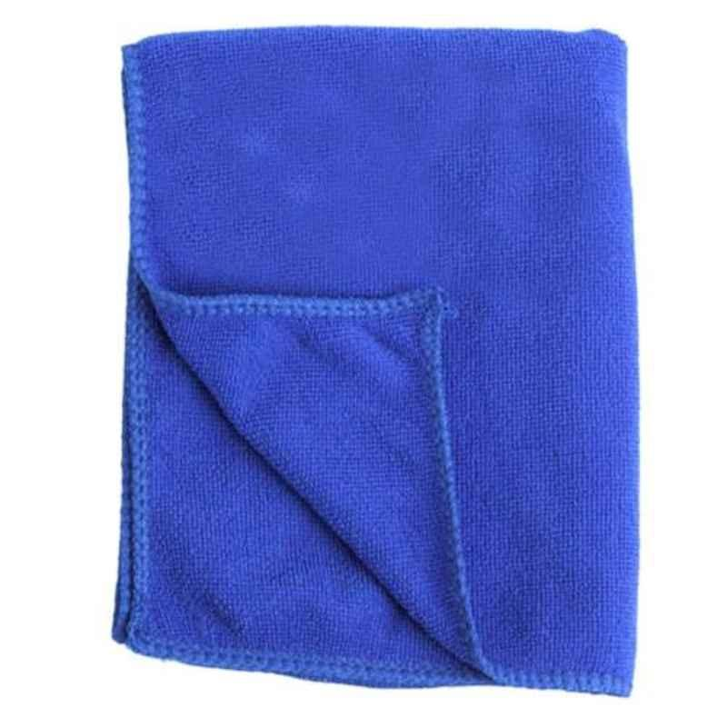 Viva City 30x60cm Assorted Microfiber & Polyester Car Cleaning Cloth