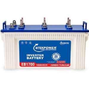 Microtek EB1700 140Ah Jumbo Tubular Inverter Battery