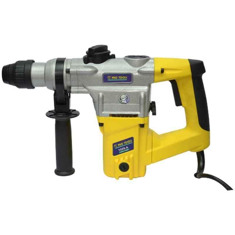 Pro Tools 26mm 950W Heavy Duty Rotary Hammer Drill, 1026 A