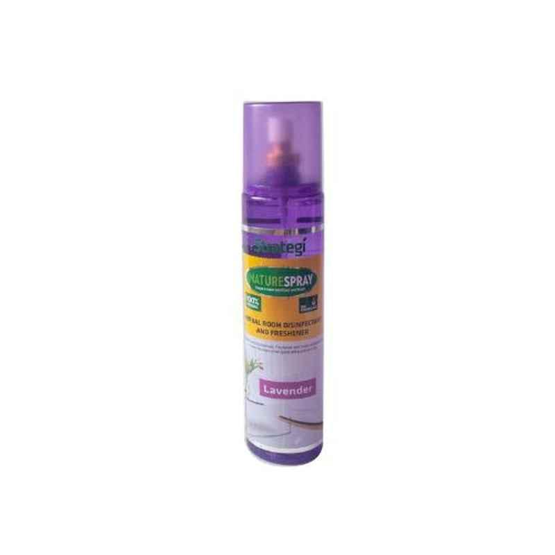 Herbal Strategi Nature Spray 250ml Lavender Herbal Room Disinfectant & Freshener