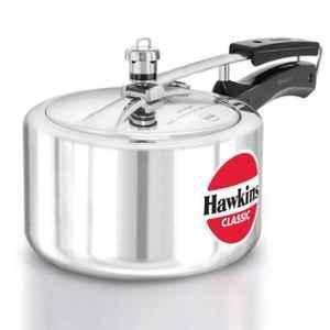 Hawkins Classic 3L Aluminium Silver Pressure Cooker, HK-KW-CL3W