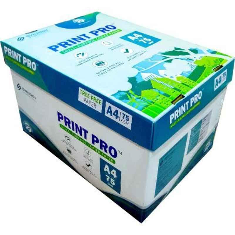 Print Pro 75GSM A4 Copier Paper (Pack of 10)